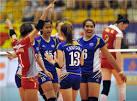 วอลเลย์บอลหญิงทีมชาติไทย เวิลด์ กรังด์ปรีซ์ 2012 สาวไทยตบเอาชนะ ...