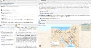 Exodus Route Map by Tip Of The Day Best Answers Of The Week Logos Bible Software Forums