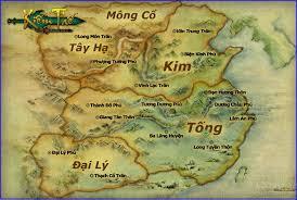 Map Kiếm Thế Full mới nhất