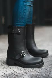 leather biker boots 60 best the winter edit images on pinterest hunter boots