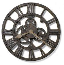 clockway 21in howard miller quartz wall clock chm2184
