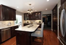 Remodeled Kitchens With White Cabinets by Kitchen Remodel Ideas White Cabinets Grey Base Cabinet With Three