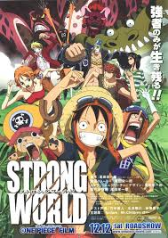 One Piece Film: Strong World (2009) [Vose]