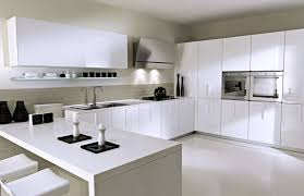 Modern Kitchen Designs With Island by Kitchen Room Design Enjoyable Rectangle White Laminated Modern
