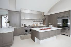 Painting Kitchen Cabinets Blue Kitchen Painted Kitchen Cabinets Color Combinations Grey And