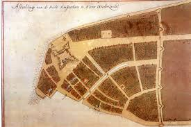 Street Map Of New York City by Early Maps Of Manhattan U0026 The Collect Pond