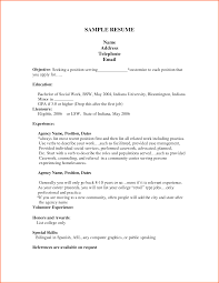 Sample Federal Government Resume by 100 Sample Msw Resume Resume Best Nursing Resume Samples