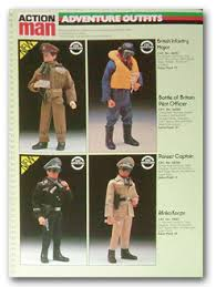 Action Man   Vintage and Unofficial Palitoy Trade Catalogue