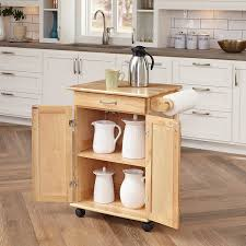 amazon com home styles 5040 95 paneled door kitchen cart