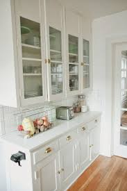 Kitchen Cabinet With Hutch Original 1920s Built Ins Want To Recreate These With Ikea