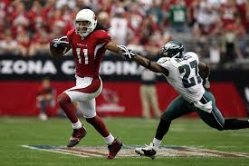 Larry Fitzgerald vs. Eagles
