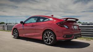 2017 honda civic si review roadshow