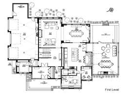 28 contemporary floor plan modern contemporary home floor