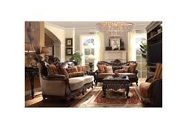Classic Modern Living Room 3630 Homey Design Upholstery Living Room Set Victorian European