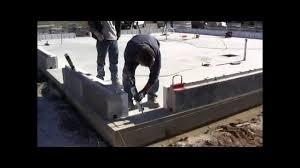 complete block house build conard u0027s concrete products llc youtube