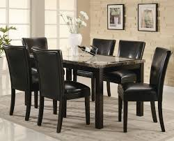marble dining room tables and chairs with inspiration ideas 11827
