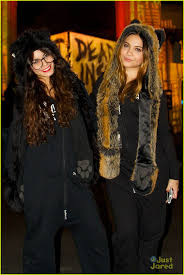 costumes halloween horror nights vanessa hudgens and stella halloween horror nights vanessa