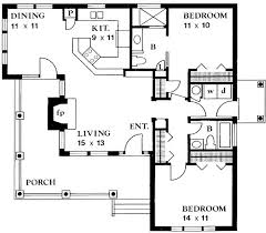 Small Cottage Floor Plan Small And Very Cute Cottage Small But I Like It Log Cabin