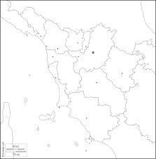 Tuscany Map Tuscany Free Map Free Blank Map Free Outline Map Free Base Map