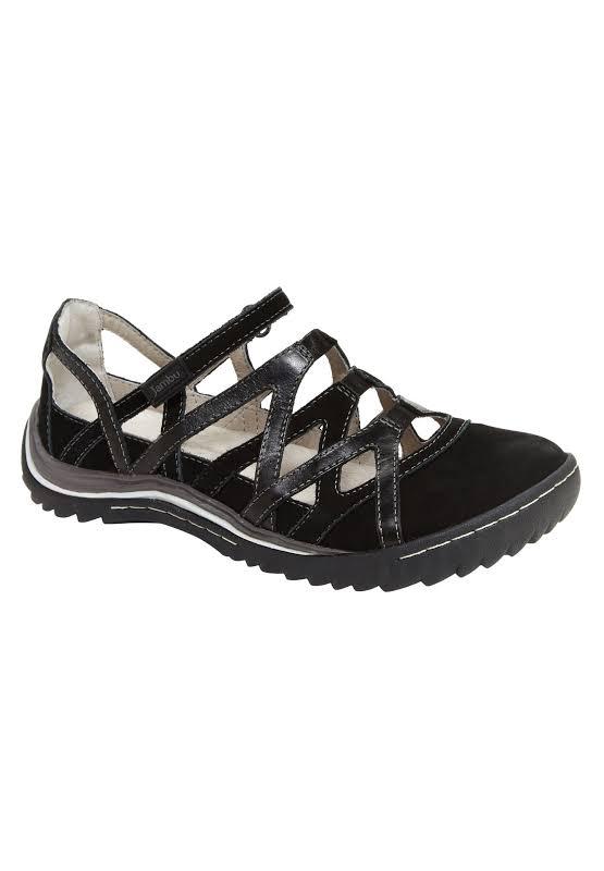Jambu Women Tangerine Shoes Black 12