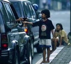 anak jalanan yang tak berdosa