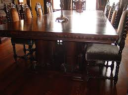 Custom Made Dining Room Furniture Custom Made By Troy Wesnidge Dining Room Table S12 U0027 Long 5 U0027 Wide