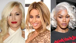 Good Hair Color For Green Eyes The Best Blonde Hair Colors For Every Skin Tone Allure