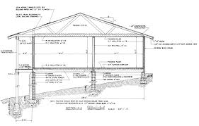wood wall section google search arch 206 single family home ranch home cross section