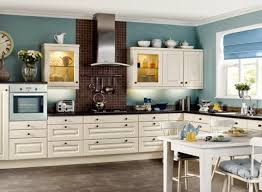 Cabinet Styles For Kitchen Exellent Kitchen Paint Colors With White Cabinets Blue Island C