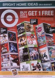 will target have xbox one black friday target b2g1 free sale on ps4 xbox one games now live before black