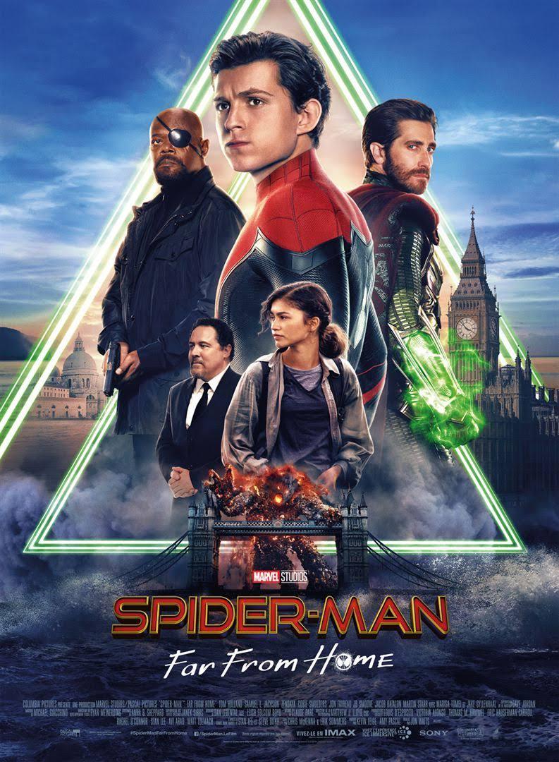 """Résultat de recherche d'images pour """"spiderman far from home"""""""