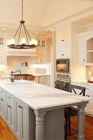 best ideas about island stove pinterest white kitchen with grey island