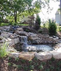 Top  Best Backyard Waterfalls Ideas On Pinterest Garden - Backyard river design