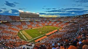 Neyland Stadium Map Which Color To Wear At Checker Neyland On Sept 24 Wbir Com