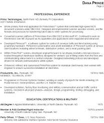 Best Software Developer Resume by Download Intel Process Engineer Sample Resume