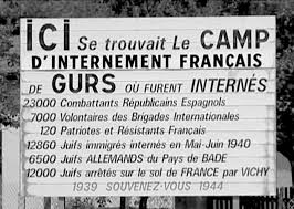 Gurs internment camp