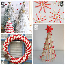 Home Made Decoration by Homemade Kids Christmas Decorations Interior Design Ideas