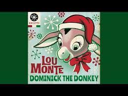 Dominick the Donkey (卢·蒙特)