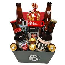 craft beer gifts custom craft beer gift baskets for guys