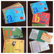 diy abc book have all guests decorate a photo craft books alayx