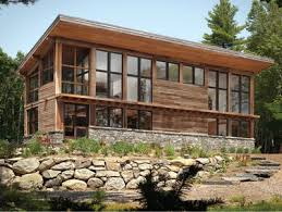 Modern Home Design New England Project Architect Maine Home Design