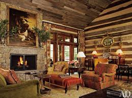 rustic decorating ideas for living rooms 6342