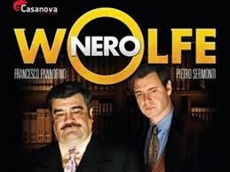 Nero Wolfe - Pannofino Sermonti