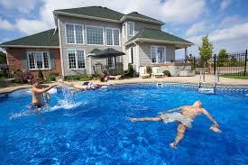 backyard renovations planning for a pool aquatech pool u0026 spa