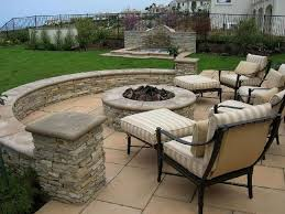 Fire Pit Pad by Uncategorized Charming Round Brick Home Fire Pit Designs Also