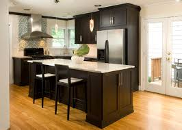 dark kitchen cabinets with light countertops 8298 baytownkitchen