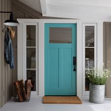 Transom Window Above Door Front Door Colors Entry Farmhouse With White Siding Transom Window