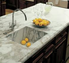 Kitchen Best Kitchen Countertops Options  Marble Kitchen - Marble kitchen sinks