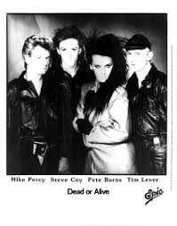 L-R: Mike Percy, Steve Coy,