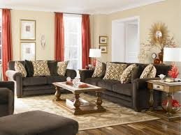 Living Room Colors With Brown Furniture Home Design Interior Living Roomposh Masculine Living Room